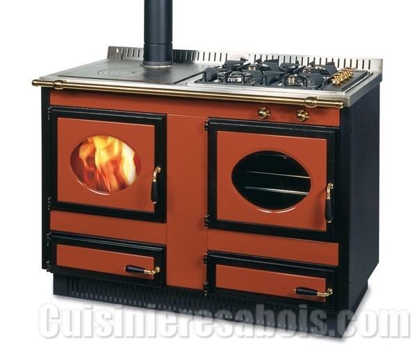 cuisini re bois bouilleur wekos 120 lge. Black Bedroom Furniture Sets. Home Design Ideas