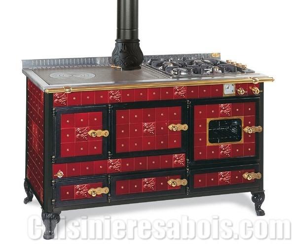 cuisini re bois bouilleur wekos 360 lge. Black Bedroom Furniture Sets. Home Design Ideas